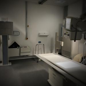 X-Ray-machine